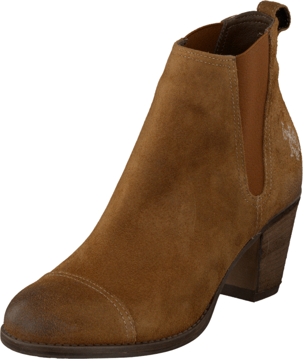 U.S. Polo Assn - Jolie Suede Brown