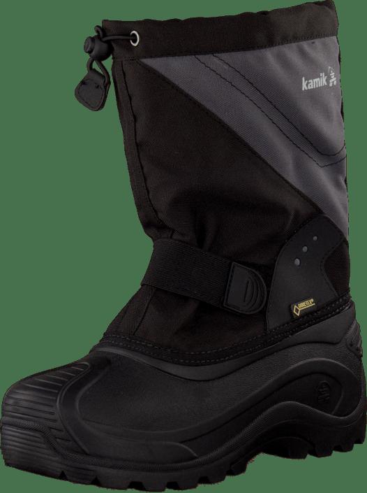 Kamik - Snowtrax G Black