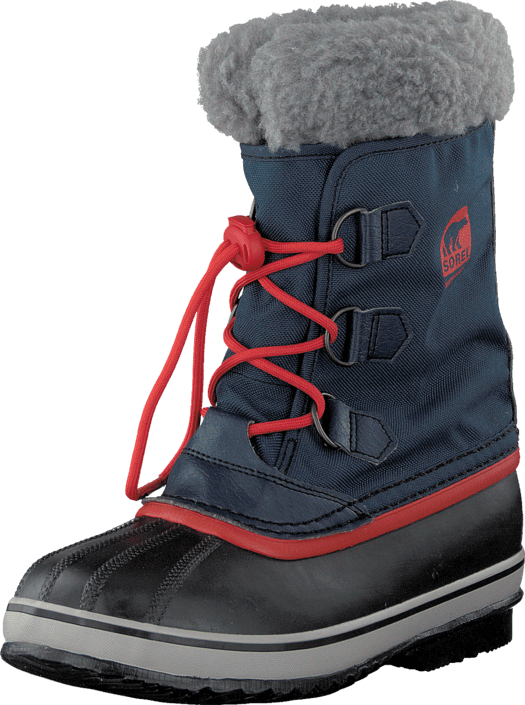 Sorel - Yoot Pac Nylon Navy/Red