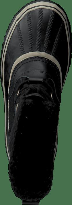 Kjøp Sorel 1964 Pac Nylon 011 Black, Tusk Sko Online