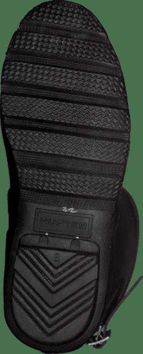 Hunter Original Back Adjust Short Black Scarpe Online