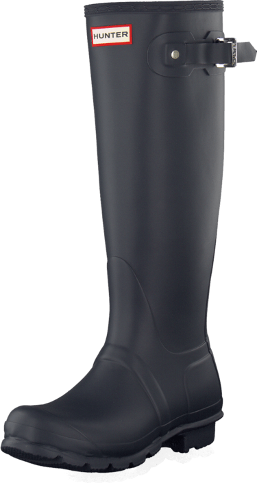 73ad9bc06a5 Köp Hunter Women's Original Tall Navy blåa Skor Online | FOOTWAY.se