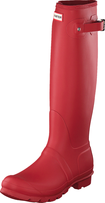 Women's Original Tall Military Red