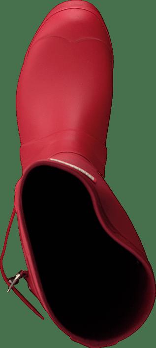Kjøp Hunter Women's Original Tall Military Red Sko Online