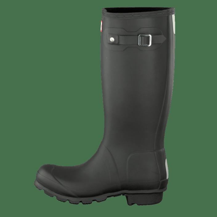 Hunter Original Short gummistøvle, black, 37