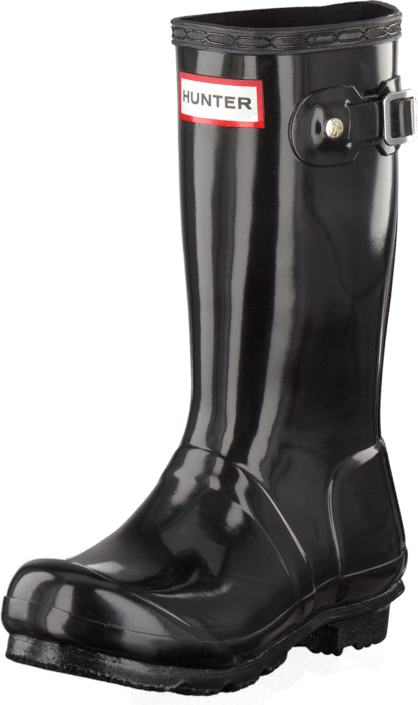 Hunter - Kids Original Gloss Black