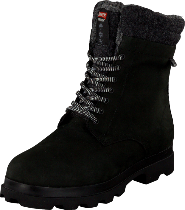 Camper Sorte Online Sko Boots Negro Hot Kjøp 1HdwPTqOH