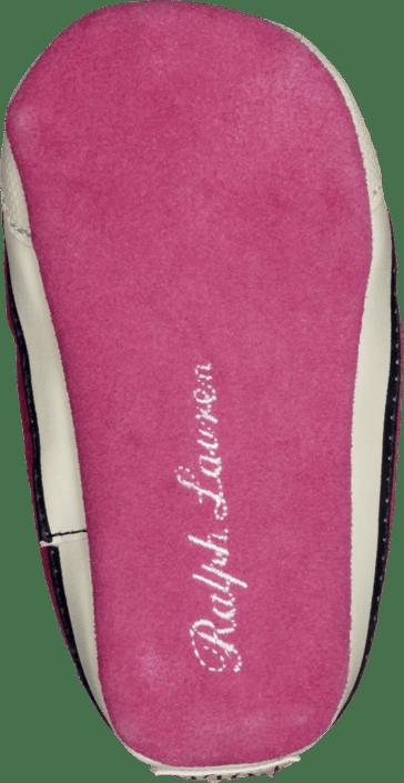 Ralph Lauren Junior - Chaz Mid Layette Preppy Pink