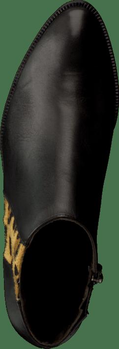 Black Sko 1 Boots 33 1 25062 Tamaris Online Sorte leopard Kjøp wqgTRXX