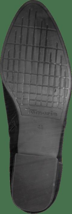 Tamaris - 1-1-25062-33 Blk/Blk Brush
