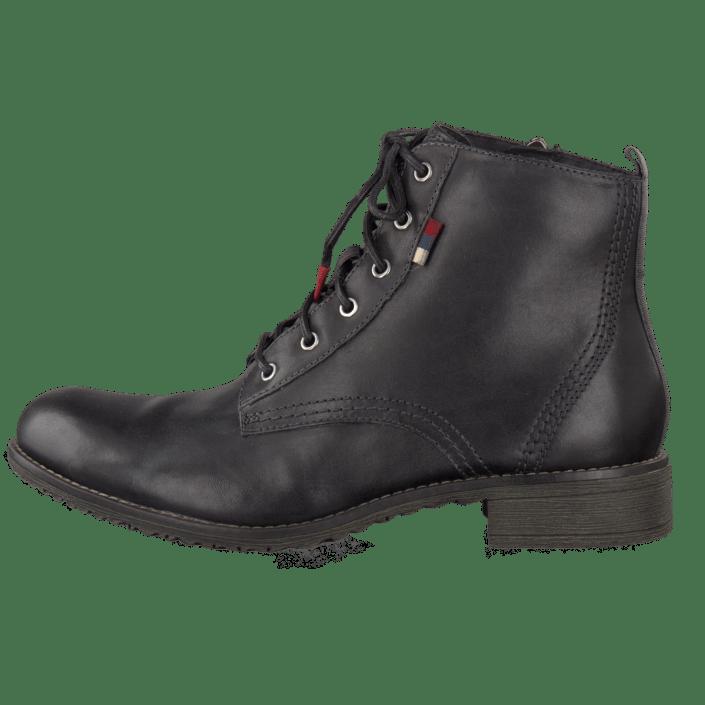 FOOTWAY FOOTWAY FOOTWAY 23 Grå 1 no Black Online Kjøp Sko Sko Sko 26234 1 Tamaris Leather Ipqn06wv