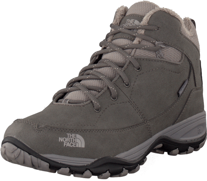 The North Face - W Snowstrike II Dgu Gry/Qsi Gry