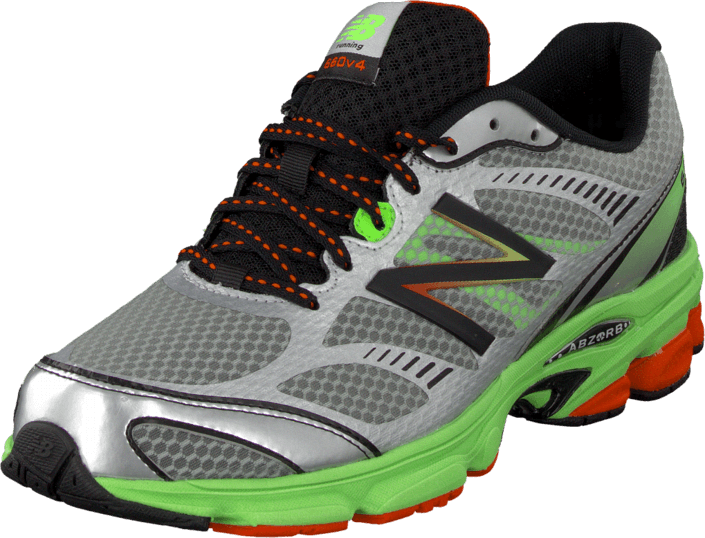 New Balance - M660SR4 Silver/Green