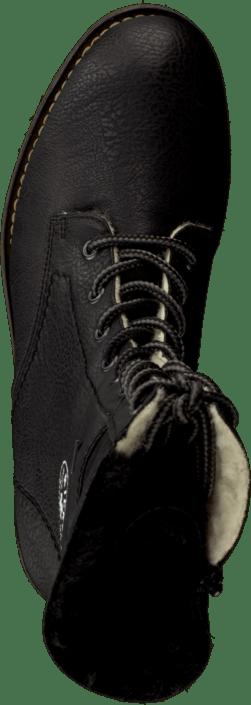Kjøp Rieker Y0422-00 Black Sko Online