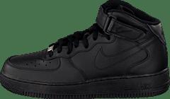 wholesale dealer 41e42 7ca3a Nike - Air Force 1 Mid  07 Black