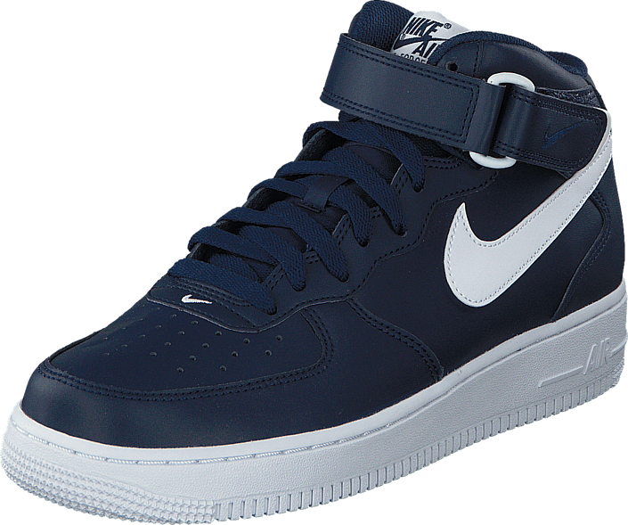 the latest 3ee71 eb4de ... order nike air force 1 mid 07 midnightnavy white white 18ca4 58b6a