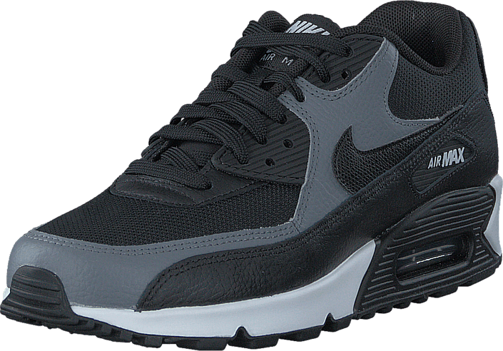Wmns Air Max 90 BlackBlack Cool Grey Black