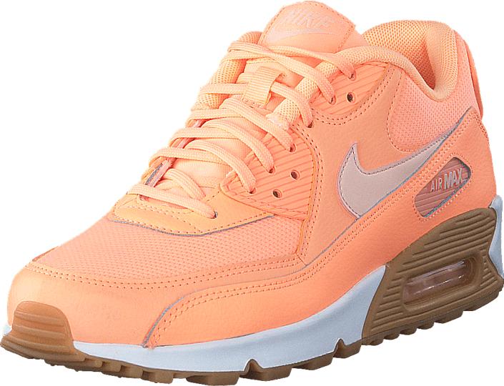 on sale 01a05 01423 Nike - Wmns Air Max 90 Sunset Glow Sunset Tint-Gum Li