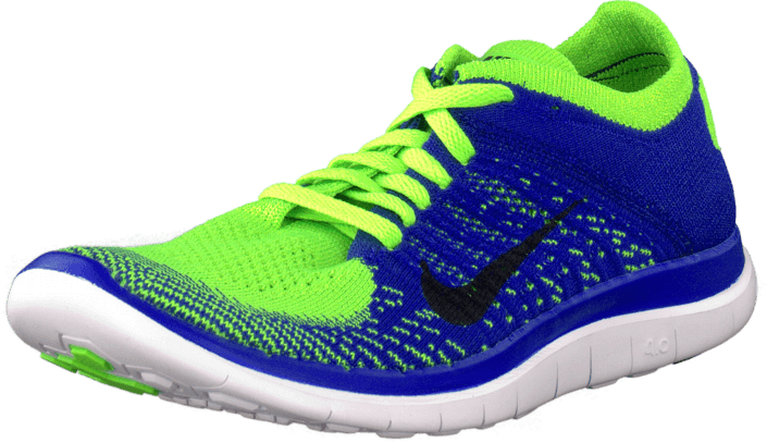get cheap d618e 2167c Nike Free 4.0 Flyknit Game Royal