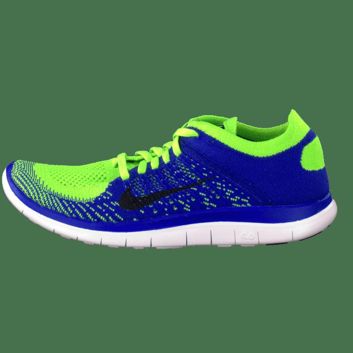 Nike Free 4.0 Flyknit Game Royal