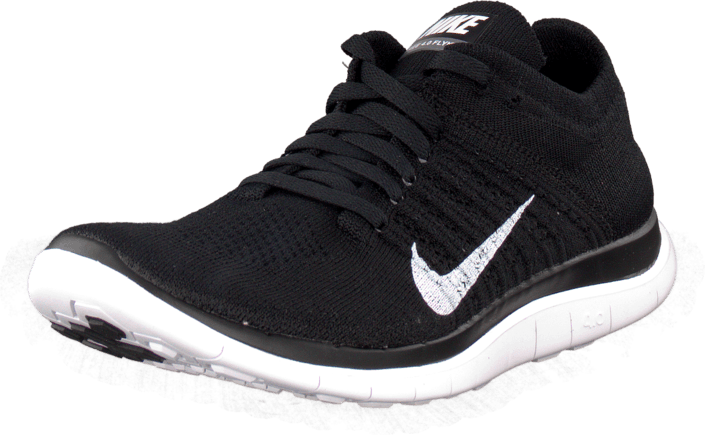 new product 28f93 3c773 Wmns Nike Free 4.0 Flyknit Black/White
