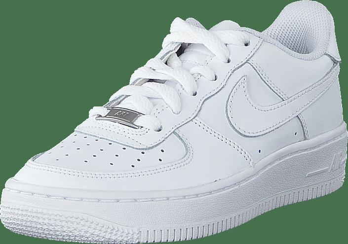 Nike Air Force 1 (GS) White weiße Schuhe Kaufen Online | FOOTWAY.ch