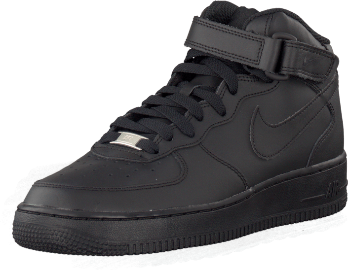 nl Air Zwarte Force MidgsBlack Nike Koop OnlineFootway 1 Schoenen CxedBo