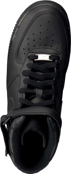 the latest a9bf3 1678c Nike - Air Force 1 Mid (Gs) Black