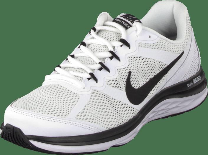 site réputé 667ae bcf54 Nike Dual Fusion Run 3 White