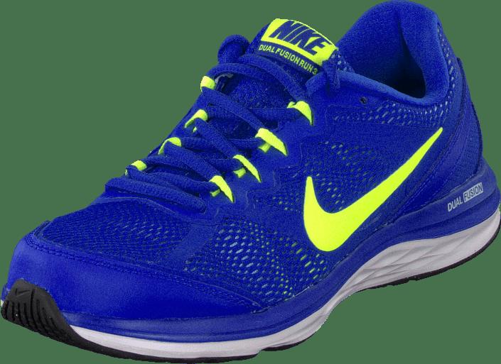 Nike Dual Fusion Run 3 Hyper Cobalt