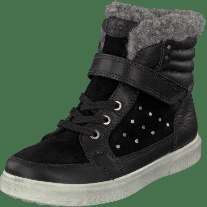 18b76e1489d Buy Ecco Caden Black/Black Twin Black Shoes Online | FOOTWAY.co.uk