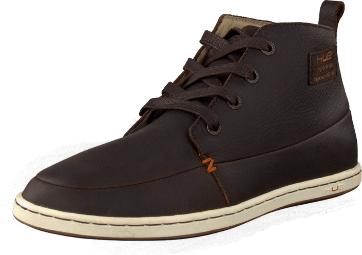 a5e77a36a6b Kjøp Hub Footwear Subway Dk Brown brune Sko Online | FOOTWAY.no