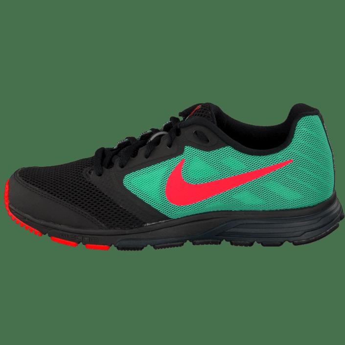 sports shoes 1966c 56c86 Köp Nike Wmns Zoom Fly Black Hyper Punsch gröna Skor Online   FOOTWAY.se
