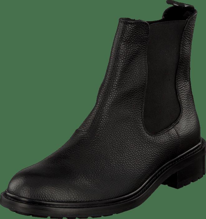 Sweden Boots Sorte Sko U57278001 Of Svea Kjøp Tiger Black Online qTgBnH6