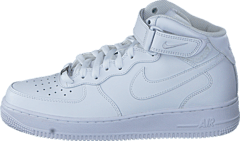 cheap for discount 145db 8ed45 Nike - Air Force 1 Mid 07 White
