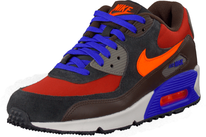 the latest 19e95 d53b4 Nike - Air Max 90 Winter Red Clay Black