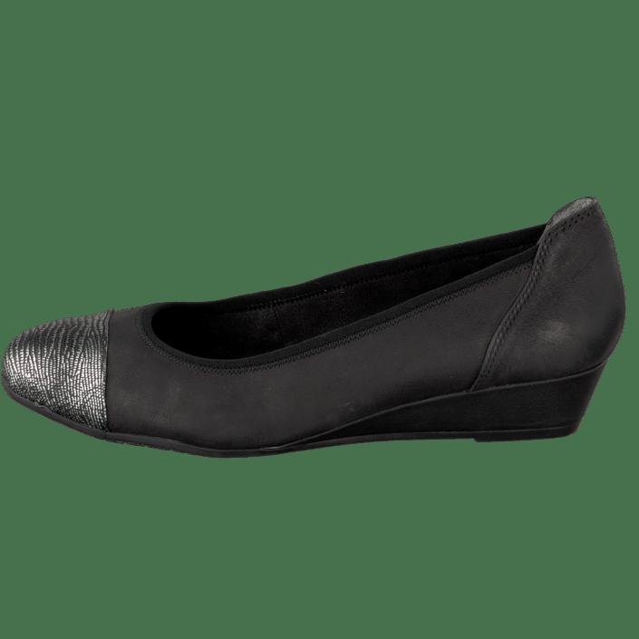 Acheter Jana Online 22201-24 Black Noires Chaussures Online Jana 37220e