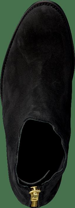PrimeBoots - Ascot Britannia Low Afelpado Black