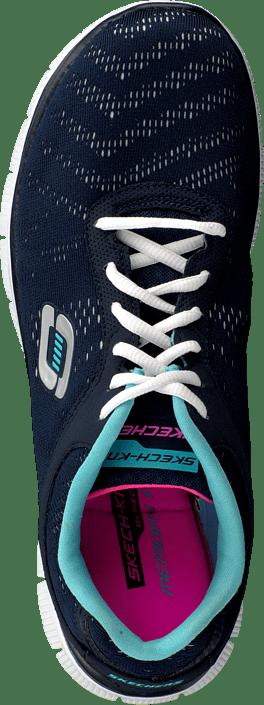 Online Skechers Glance Blå Navy Sko First Sneakers Kjøp xCqYw1U1