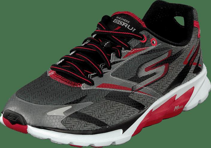 Skechers - Go Run 4 Black/red