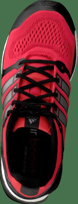 on sale bff19 6c6d5 adidas Sport Performance - Adistar Boost M Esm Bright Red Iron Core Black