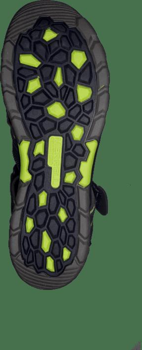 Hydro Hiker Sandal Navy/Green