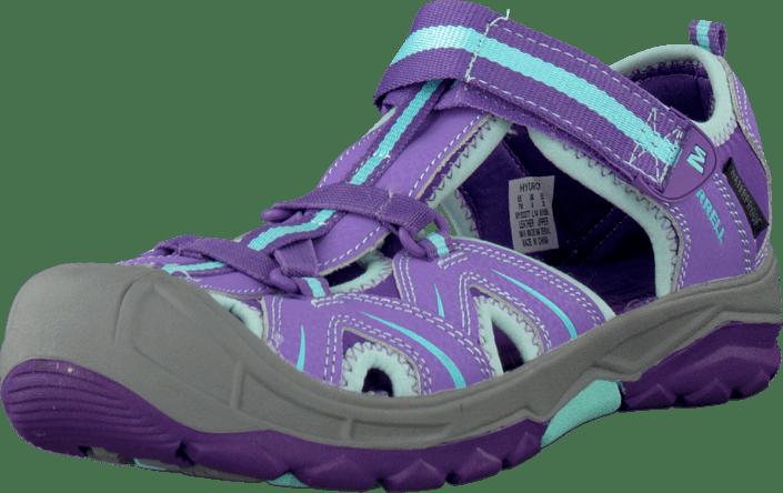 Merrell - Hydro Hiker Sandal Purple/Blue
