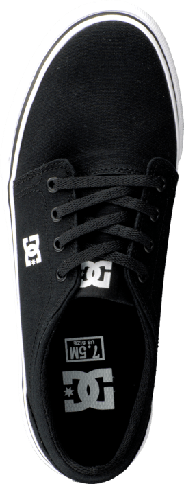 DC Shoes - Trase Tx Shoe Black/White