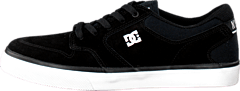 Kids Nyjah Vulc  Shoe Black/White