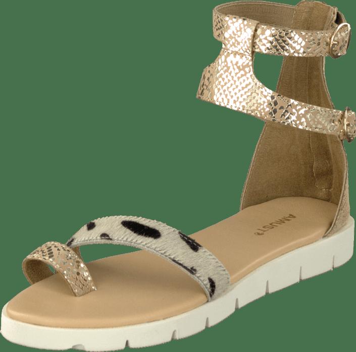 Kaya sandal Gold/beige