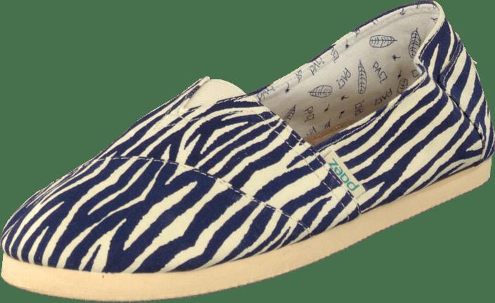 Kjøp no Sabana OnlineFOOTWAY Zebra Blå Sko Paez dBoxWerC