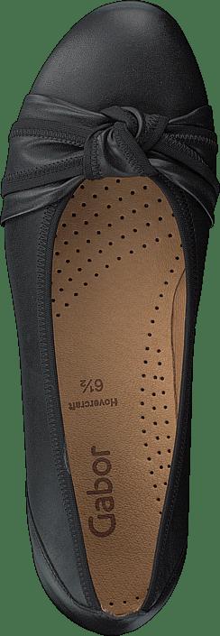 Kjøp Gabor 24.162.27 Black Sko Online