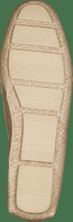 Loafer Kjøp Beige Flats Esprit Sko Noir Online vHvEwS
