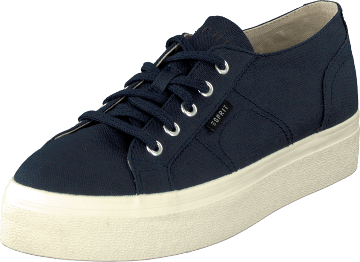 Esprit - Starry Lace Up Dark Night Blue
